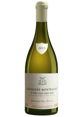 Chassagne-Montrachat 1er Cru Clos Saint-Jean