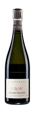 Exquise Grand Cru Blanc de blancs Sec