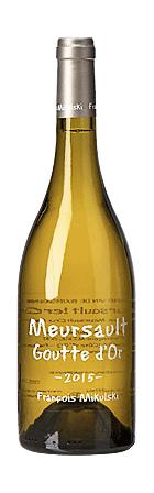 Meursault 1er Cru Goutte d'Or 2015