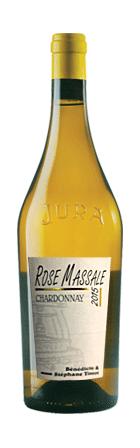 Arbois Chardonnay Rose Massale