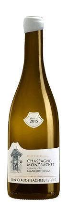 Chassagne-Montrachet 1er Cru Blanchot-Dessus