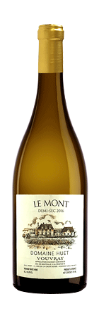 Vouvray Demi-Sec Le Mont