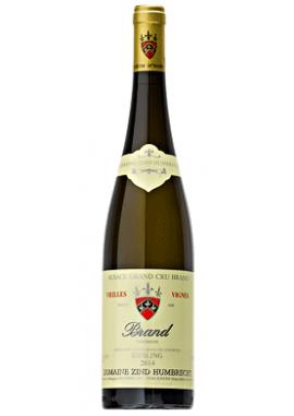 Grand Cru Brand Riesling Vieilles Vignes