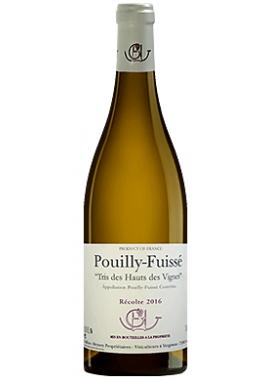 Pouilly-Fuissé Tris des Hauts des Vignes