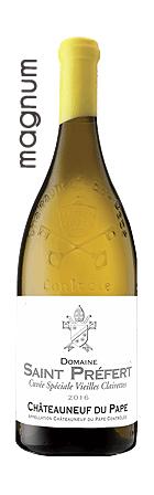 Châteauneuf-du-Pape Blanc Vieilles Clairettes