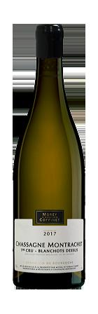 Chassagne-Montrachet 1er Cru Blanchots-Dessus