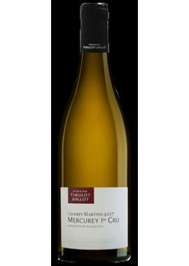 Mercurey Blanc 1er Cru Champs Martins
