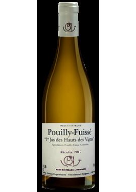 Pouilly-Fuissé 1er Jus des Hauts des Vignes