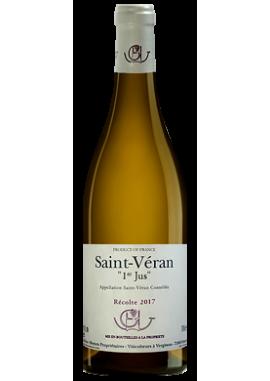 Saint-Véran 1er Jus