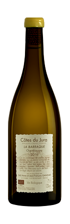 Côtes du Jura Chardonnay La Barraque
