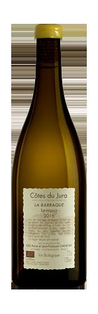 Côtes du Jura Savagnin La Barraque