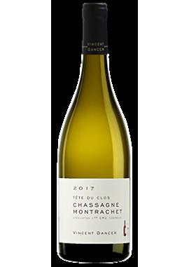 Chassagne-Montrachet 1er Cru Tête du Clos