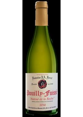 Pouilly-Fuissé Autour de la Roche