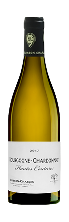 "Bourgogne Chardonnay ""Hautes Coutures"""