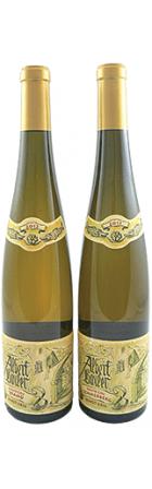 Duo Pinot Gris Grands Crus : cuvées W et S