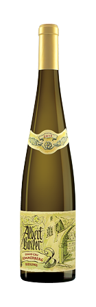 Riesling Grand Cru Sommerberg Cuvée D