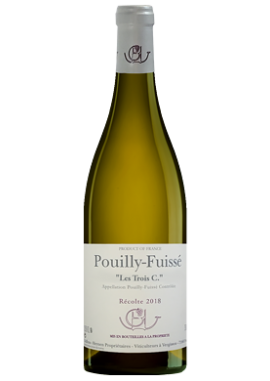 Pouilly-Fuissé Les Trois C.