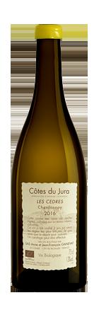Côtes du Jura Chardonnay Les Cèdres