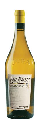 Arbois Chardonnay Rose