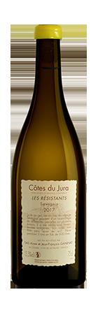 Côtes du Jura Savagnin Les Résistants