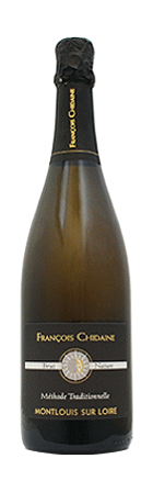 Montlouis Méthode Traditionnelle Brut Nature