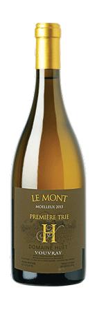 Vouvray Moelleux Le Mont Première Trie
