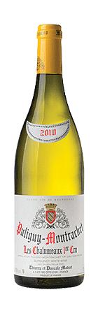 Puligny-Montrachet 1er Cru Les Chalumeaux