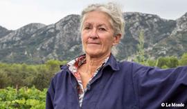 Dominique Hauvette : la grande dame de St-Rémy de Provence