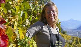 Marie-Thérèse Chappaz : la légende du vignoble suisse