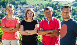 Domaine Rollin : coup de coeur à Pernand-Vergelesses