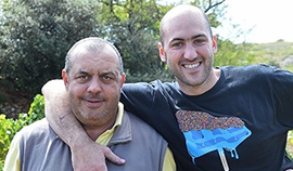 Gérard Gauby : le vigneron
